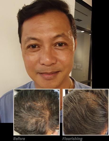 Ben Choo, 40s
